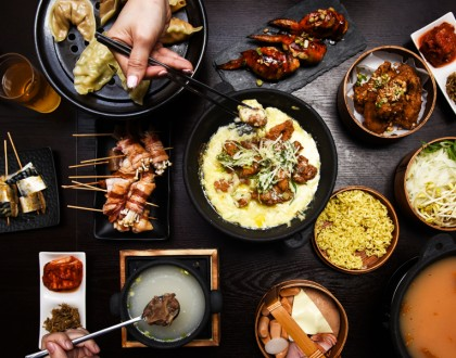 Hansul Korean Dining Bar – Experience Hwaro Charcoal Grill In Singapore At Tanjong Pagar