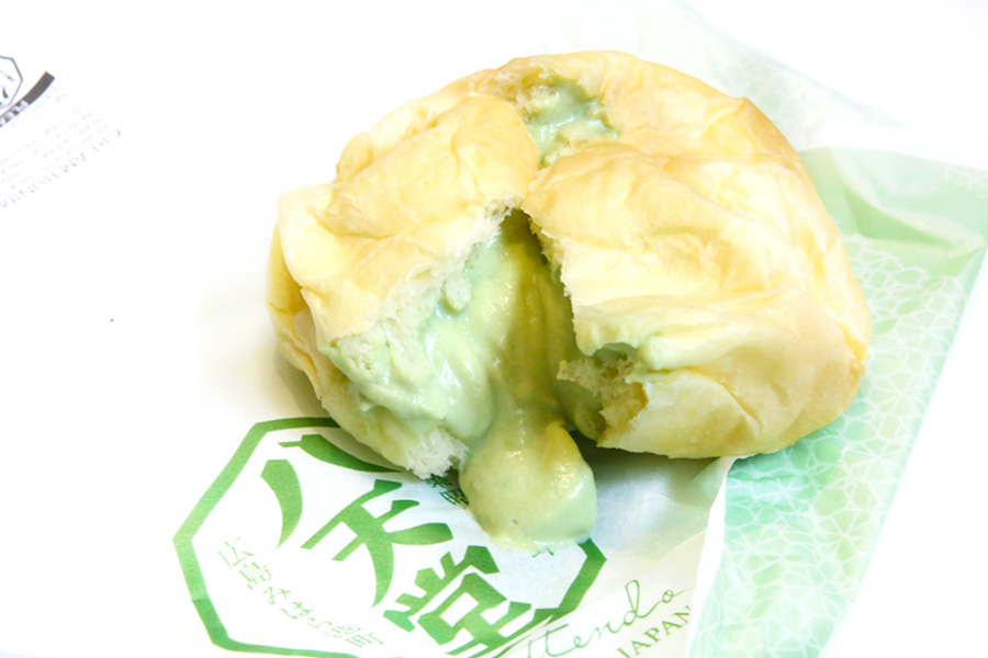 Hattendo – Famous Japanese Soft Cream Buns In Singapore. So Soft And Smooth