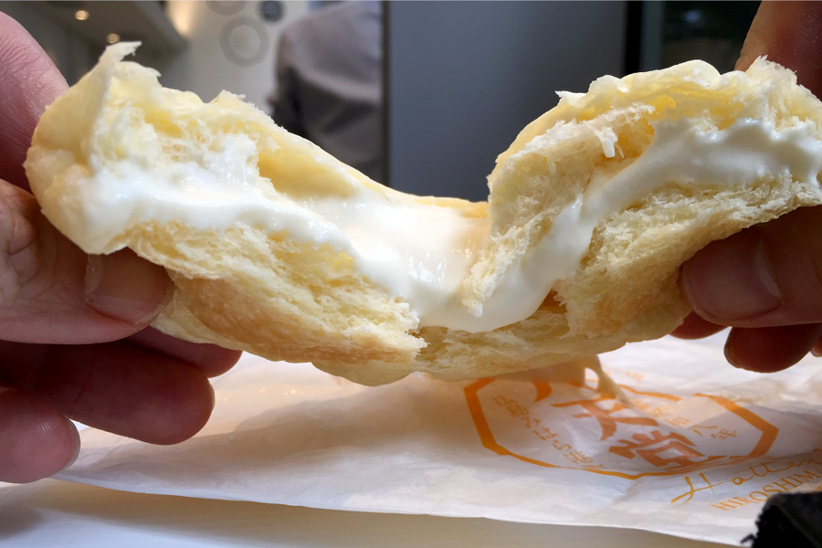 Hattendo – Famous Japanese Soft Cream Buns In Singapore ...