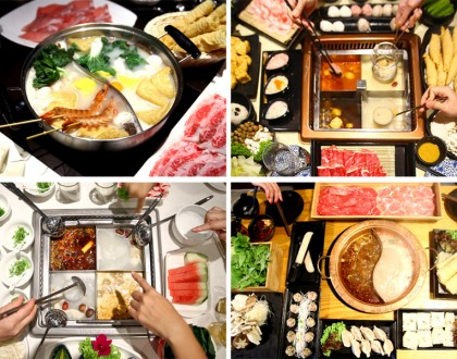 5 Best Steamboat aka Hotpot Restaurants In Singapore