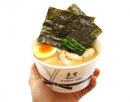 Kuro-Obi – Ippudo Launches Chicken Ramen Takeaway Concept At Marina Bay Sands