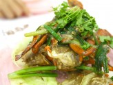 JB Ah Meng - NEW Location At Geylang Lor 30, Same Good White Pepper Crab and Salted Egg Prawn Roll