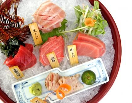 Kuro Maguro - Maguro (Tuna) Speciality Donburi And Sashimi Restaurant At Tanjong Pagar Centre