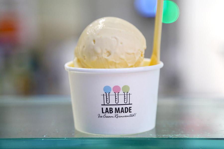 Lab Made Singapore - Popular Hong Kong Nitrogen Ice Cream Shop Opening In Singapore