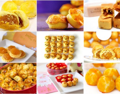 9 Must-Try Pineapple Tarts In Singapore For Chinese New Year. Ong Lai!