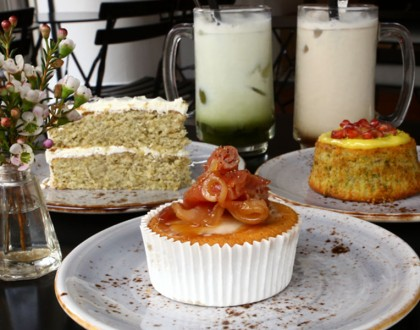 Shop Wonderland Cafe - Garden Themed Cafe And Floral Studio Opens In The CBD