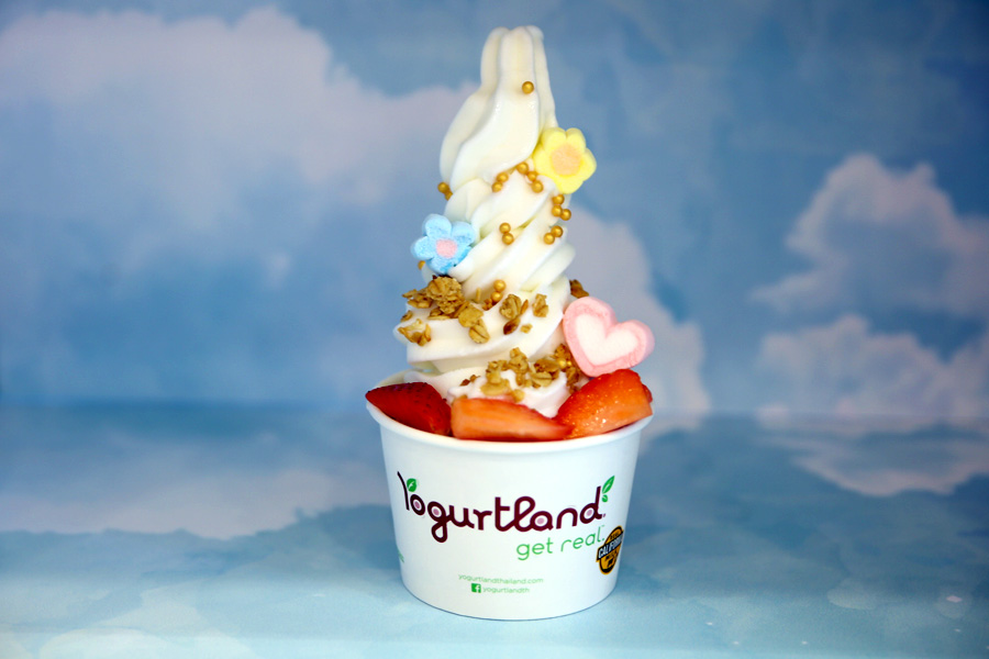Yogurtland – Popular American Frozen Yogurt Shop Opens At Suntec City