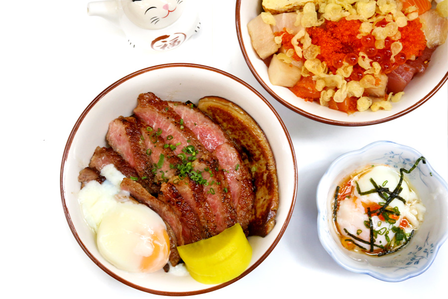 [Closed] Yuki Onna - Truffle Beef Yakiniku and Chirashi Rice Bowls At Far East Square