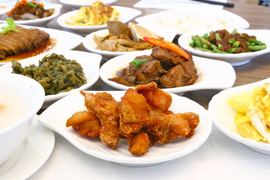 The ART Assumption Restaurant for Training –  $12 Porridge Buffet On Last Friday Of The Month