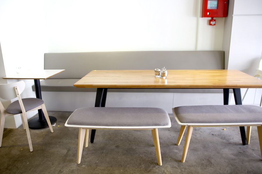 Enaq Took Over The Space And Some Furniture From Flock Café, Which  Explained A Part Hipster Interior. (I Find That Our Local Prata Can Be Very  ...