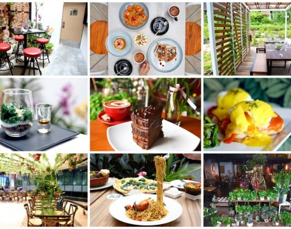 12 Garden Themed Cafes & Restaurants In Singapore - To Take You Out Of This World
