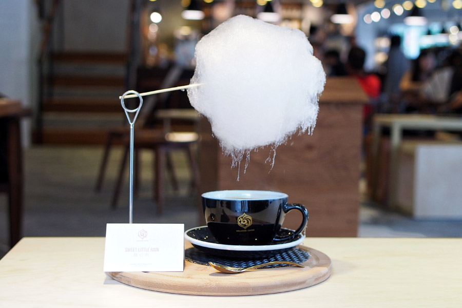 Mellower Coffee – Cotton Candy Coffee, Ondeh Ondeh Latte At Bugis