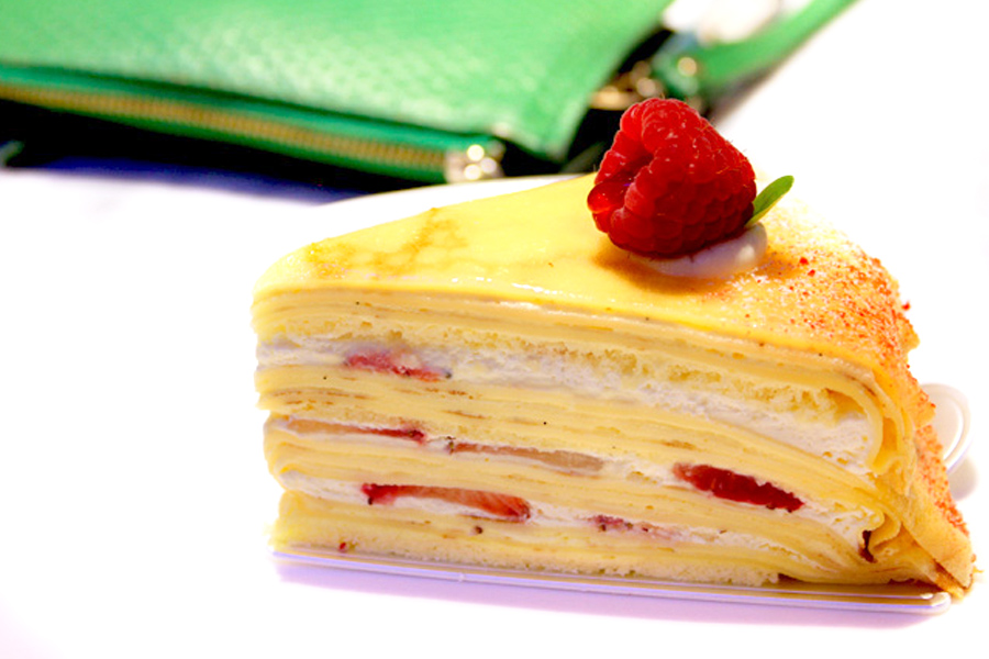 Layered Crepe Cake Recipes: 14 Gorgeous Mille Crêpe Cakes In Singapore