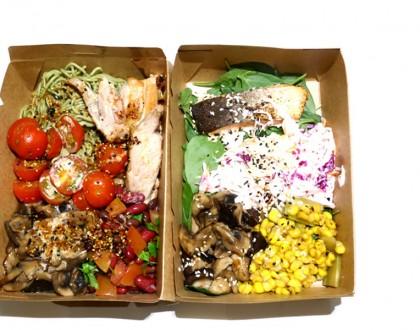 Mojo - Actor Shane Pow And Sin Lee Foods Open Rice Bowl & Yakitori Restaurant
