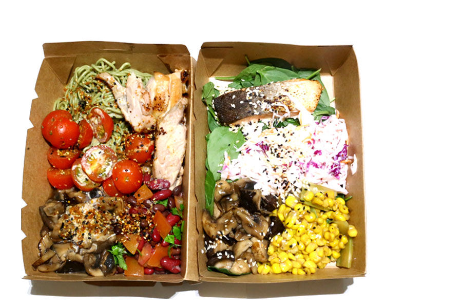 Mojo - Actor Shane Pow And Sin Lee Foods Open Rice Bowl & Yakitori Restaurant