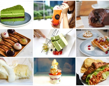 14 New Cafes In Singapore February 2017 - Candy Floss Over Coffee, Popping Spheres And Nitrogen Ice Cream