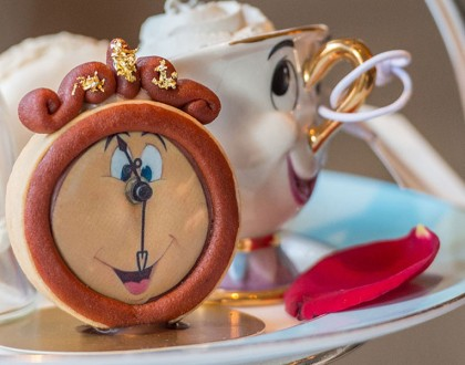 Beauty And The Beast Café – Tale As Old As Time At The Kensington London