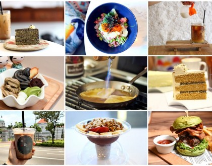 10 NEW Cafes In Singapore April 2017 - Coco Chanel Cafe, Matcha Kakigori And Crepe Suzette To Look Forward To