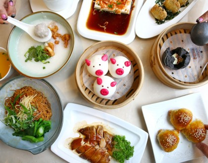Canton Paradise – All-Day Dim Sum, Congee And Cantonese Dishes, At Marina Bay Sands