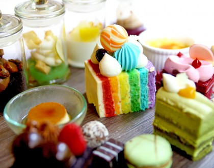 D9 Cakery – Endless Saturday High Tea At Hilton Singapore