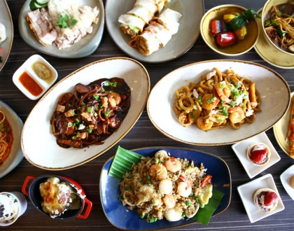 Escape Restaurant & Lounge, One Farrer Hotel & Spa – Interactive Kitchen With Durian Fried Rice, Chilli Crab Noodles And KL Tai Lok Noodles