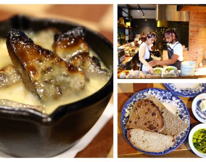 Firebake – Woodfired Bakehouse & Restaurant With Traditional Breads And European Classics