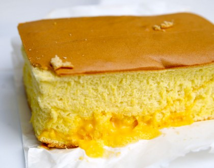 Le Castella – Popular Fluffy Castella Cake With Cheese, Coming To Singapore At Tampines