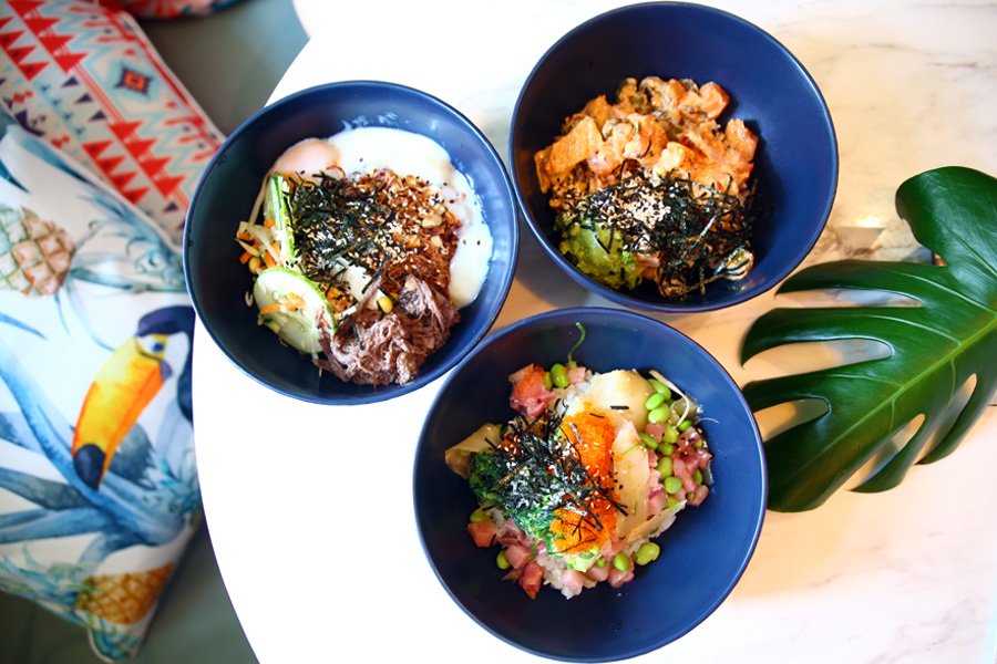 Loloku - Fun-Looking Poke Bar And Deli At Keong Saik