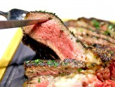 Opus Bar & Grill – Savour Dry Aged Steak, At $120 For 2 With FREE FLOW Wines & FREE 2 Sides At Hilton Singapore