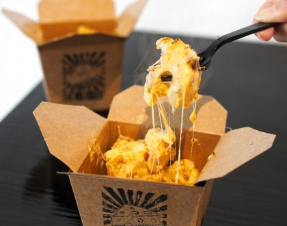 The Big Cheese – Build-Your-Own Mac & Cheese Store. Cheese Porn Alert