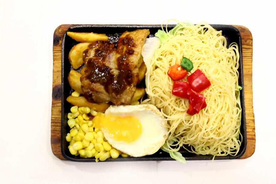 Wong Kok Char Chan Teng - Hong Kong Cafe At Havelock 2 Mall