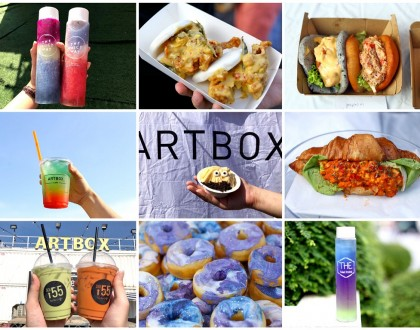 Artbox Singapore - 128 FOOD Stalls You Can Expect At Marina Bayfront