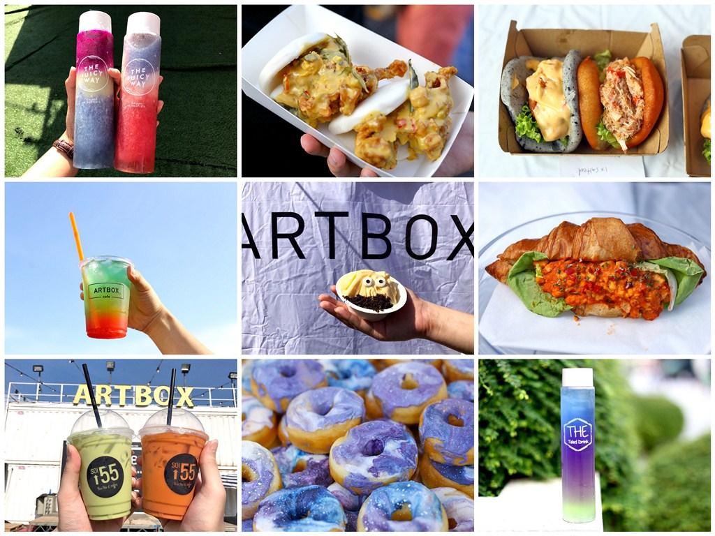 Artbox Singapore - 128 FOOD Stalls You Can Expect At Marina Bayfront