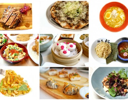 10 NEW & Hot Restaurants Singapore April 2017 - Piggy Dim Sum, Prawn Ramen, And Truffle Pizzas