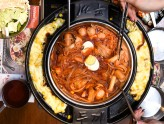 Dookki Singapore 두끼 - 1st Korean Tteokbokki Buffet At Suntec City, Only $18.80.