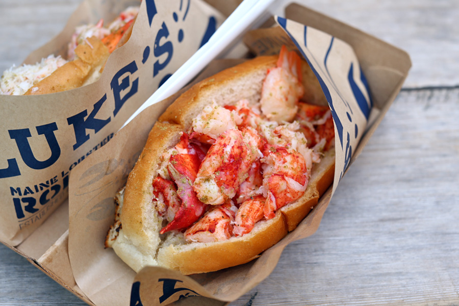 Luke's Lobster Tokyo - From New York To Harujuku, For Chunky Lobster Rolls With Long Queues