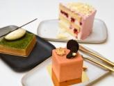 Nesuto - Japanese Style Cake Café With Yuzu Raspberry Cake And Matcha Azuki Tart, At Tanjong Pagar