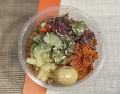 SSÄM Korean Mexican Kitchen – Korean Inspired Rice & Salad Bowls At Raffles Place