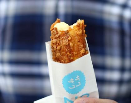 Zaku Zaku ザクザク -  Crunchy Choux Sticks With Hokkaido Cream Fillings In Tokyo
