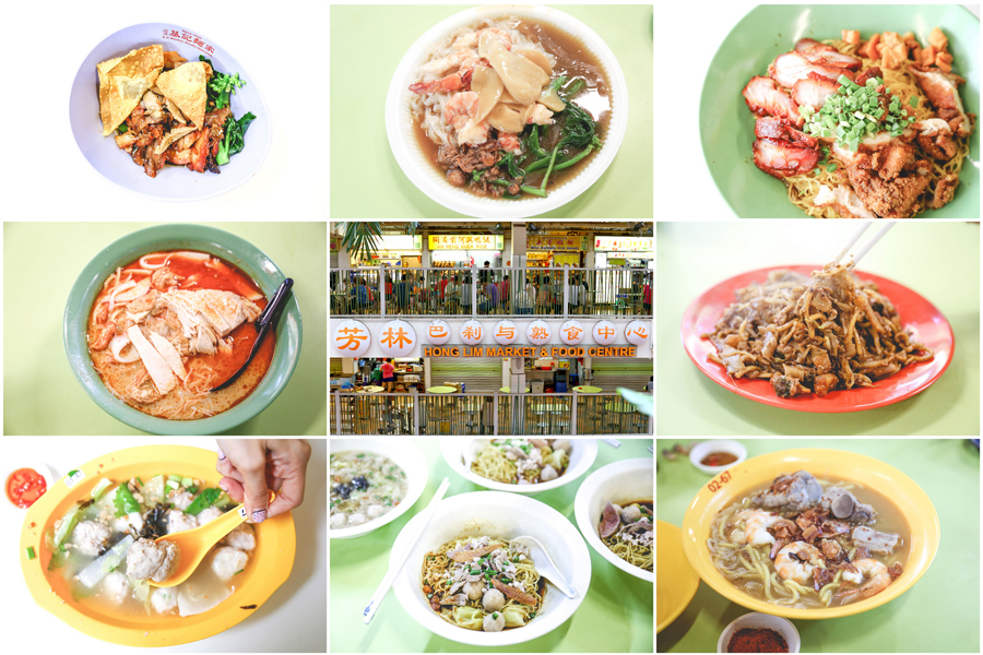 10 Must-Try Stalls At Hong Lim Food Centre - From Ah Heng Curry Chicken, Sungei Road Trishaw Laksa, To Outram Park Fried Kway Teow Mee