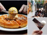 Wimbly Lu – Chocolate Desserts, Crispy Waffles And Ice Cream. NEW Outlet At Tyrwhitt Road