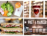 Pret A Manger Singapore – Popular UK Sandwich Cafe Chain Opening At Changi Airport T3