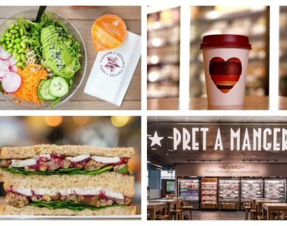 Pret A Manger Singapore – Popular UK Sandwich Cafe Opens At Changi Airport T3