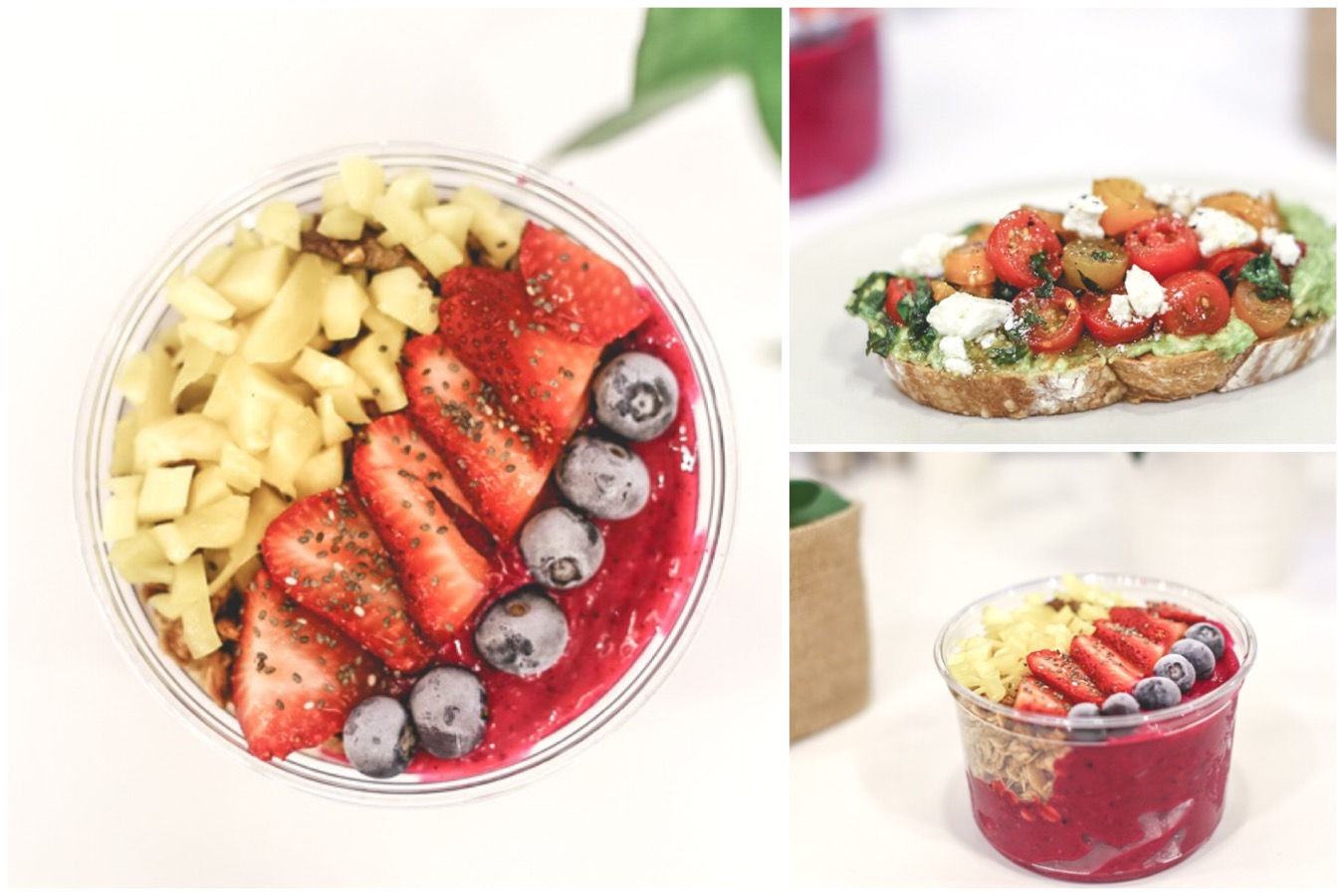 mo-ii - minimalist cafe with refreshing pitaya and acai bowls, at