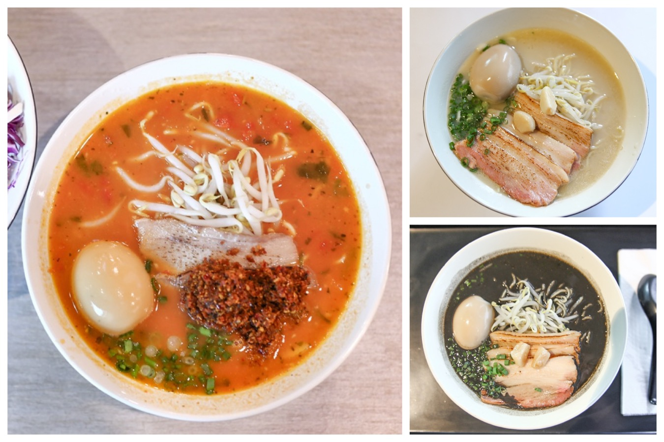 Ramen Atelier - Ramen Bar With A French Twist. Duck Confit, Squid Ink Ramen, Anyone?