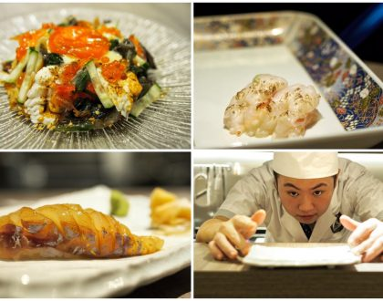 Kappou Japanese Sushi Tapas Bar - Helmed By A Female Chef, Hidden At Fortune Centre, Omakase $68 Onwards