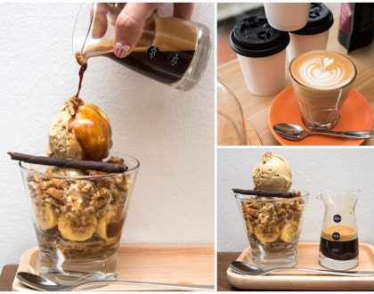 The Affogato Bar - 1st Affogato Specialised Café In Singapore, At Bukit Timah