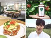 Innisfree Café - Korean Beauty Café With Lee Min Ho VR Experience, At Myeongdong Seoul