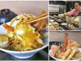 Ami Ami – Tempura and Robatayaki Restaurant At Great World City. Onsen Egg Tempura!