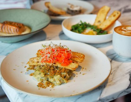 Brine – Laneway Market Café Opens Restaurant At North Bridge Road, 4 Course Meal At $25.0+